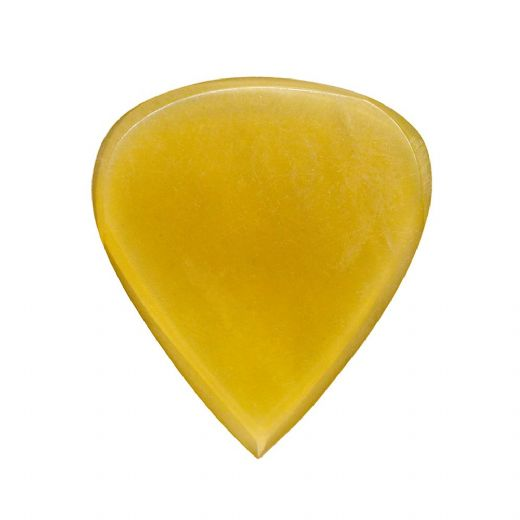 Jazz Tones Clear Horn 1 Guitar Pick